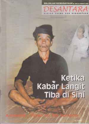 Majalah Desantara Edisi 03/Tahun II/2002: Ketika Kabar Langit Tiba di Sini