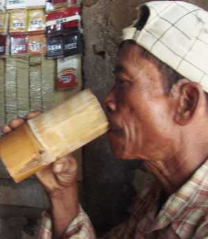 Hidup Hanyalah Persinggahan Sebentar Untuk Minum